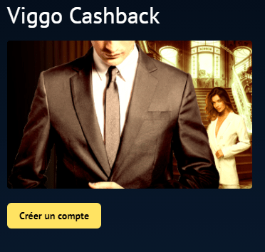 Viggoslots Casino Cashback